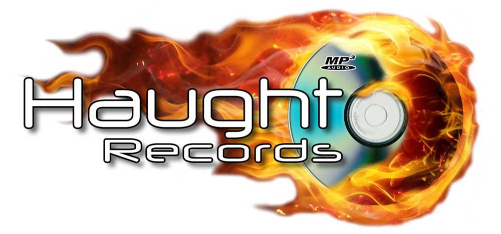 haught records logo